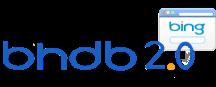 BHDB v2.0 - Bing Hacking Database by Bishop Fox.
