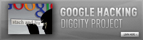 Google Hacking Diggity Project