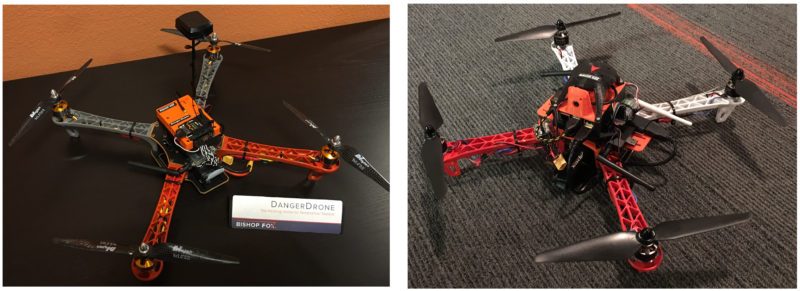 Danger Drone - Free Pentesting Drone from Bishop Fox
