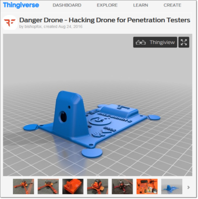 Thingiverse-DangerDrone-Photo