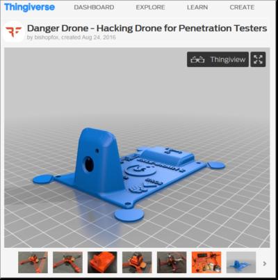 Thingiverse-DangerDrone-Photo